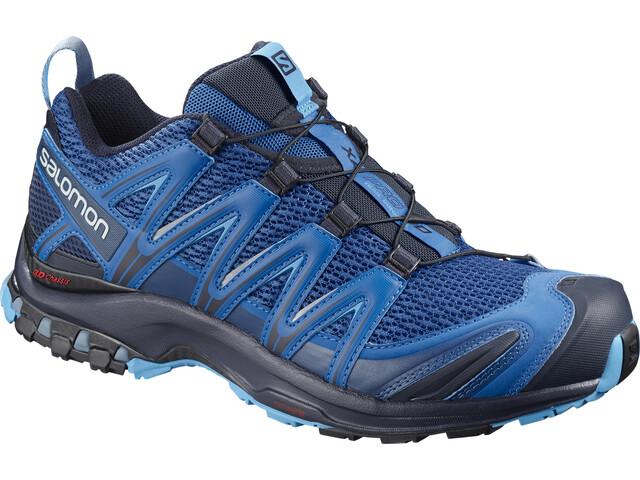 Salomon XA Pro 3D Shoes Herre sky diver/navy blazer/hawaiian ocean